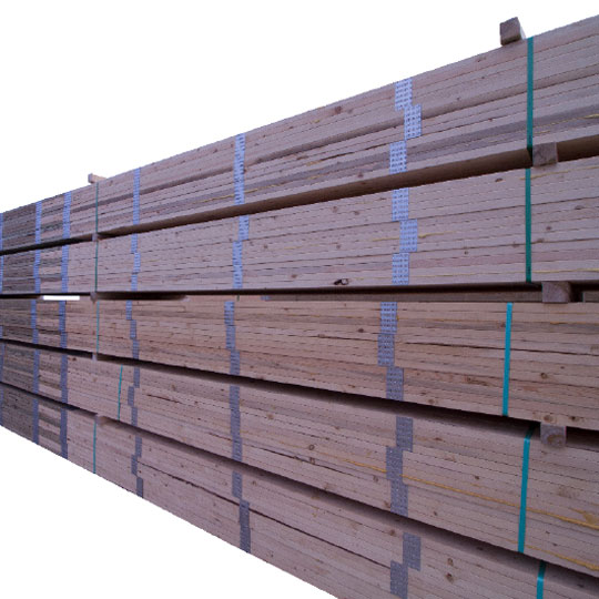 Truss Plate Laminated Posts